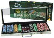 Piatnik Pro Poker Alukoffer