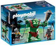 Playmobil Knights Riesentroll mit Zwergenkämpfern 6004