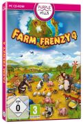Purple Hills Farm Frenzy 4 PC