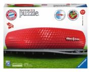 Ravensberger 3D Puzzle Allianz Arena bei Nacht