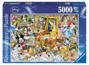 Ravensburger Disney: Mickey als Künstler 5000 Teile