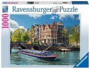 Ravensburger Grachtenfahrt in Amsterdam