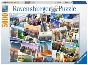 Ravensburger New York - The City Never Sleeps
