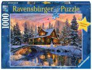 Ravensburger Puzzle Weiße Weihnachten