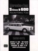 Revell Mercedes Benz S-600