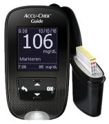 Roche Diabetes Care Diabetes Care Accu-Chek Guide Set mg/dL