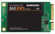 Samsung SSD 860 EVO mSATA 1TB (MZ-M6E1T0BW)