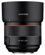 Samyang AF 85 mm F1.4