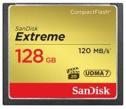 SanDisk Extreme CompactFlash 128GB (SDCFXSB-128G-G46)