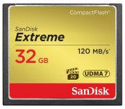 SanDisk Extreme CompactFlash 32GB (SDCFXSB-032G-G46)