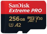 SanDisk Extreme Pro microSDXC UHS-III 256GB
