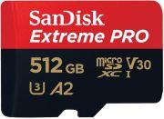 SanDisk Extreme Pro microSDXC 512GB (SDSQXCZ-512G-GN6MA)
