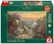 Schmidt Spiele Dörfchen am Leuchtturm
