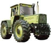 Schuco MB trac 1800