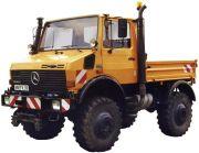 Schuco Unimog 1600