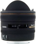 Sigma 10 mm F2,8 EX DC HSM Fisheye