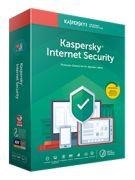 Kaspersky Internet Security 2019 Upgrade (3 Geräte, 1 Jahr)