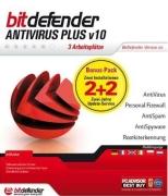 Bitdefender 10 Antivirus Plus 3 User