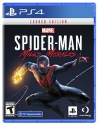Sony Marvel's Spider-Man: Miles Morales PS4