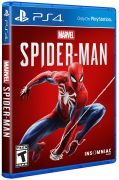 Sony Marvel's Spider-Man PS4
