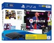 Sony PlayStation 4 Slim 500GB + FIFA 21