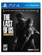 Sony The Last of Us: Remastered PS4