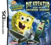 THQ SpongeBob: Kreatur aus der Krossen Krabbe DS