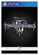 Square Enix Kingdom Hearts III Deluxe PS4