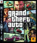 Take 2 Grand Theft Auto 4 (GTA4) PS3