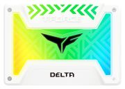 Team Group Delta RGB SSD 250GB weiß