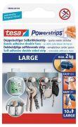 Tesa Powerstrips Large 10 Stk.