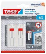 Tesa Verstellbarer Klebenagel Tapeten und Putz 1 kg