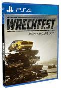 THQ Wreckfest PS4