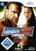 THQ WWE SmackDown vs. Raw 2009 Wii