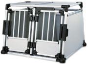 Trixie Doppel-Transportbox