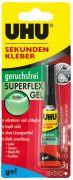 Uhu Sekundenkleber Superflex Gel 3 g (45565)
