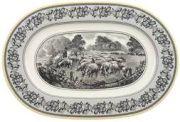 Villeroy & Boch Audun Ferme Platte Oval 34 cm