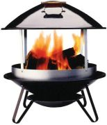 Weber Grill Fireplace