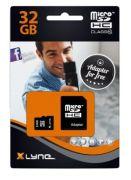 XLYNE micro SDHC Card Class 10 32GB