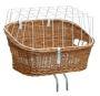 Aumüller Hunde-Fahrradkorb mit Schutzgitter L 53 x B 35 x H 43 cm