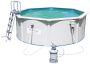 Hydrium Stahlwand Pool Set 360 x 120 cm (56574)