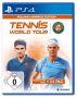 Tennis World Tour Roland-Garros Edition PS4