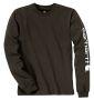 Carhartt Signature Sleeve Logo Long-Sleeve T-Shirt