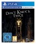 Eurovideo Don't Knock Twice PS4