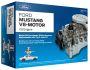 Franzis Ford Mustang V8-Motor Bausatz