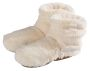 Warmies Slippies Boots Deluxe