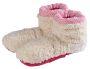 Warmies Slippies Boots Sherpa