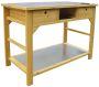 Gartentisch mit Schublade (3107)