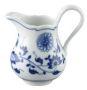Blau Zwiebelmuster Milchkännchen 6 Personen