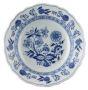 Blau Zwiebelmuster Suppenteller 23 cm